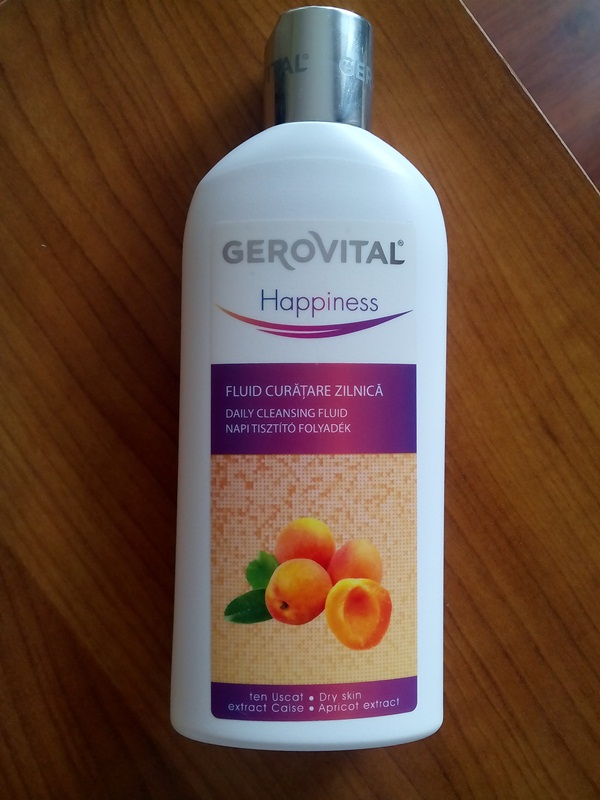 Fluid Curatare Zilnica Gerovital Happiness – Review