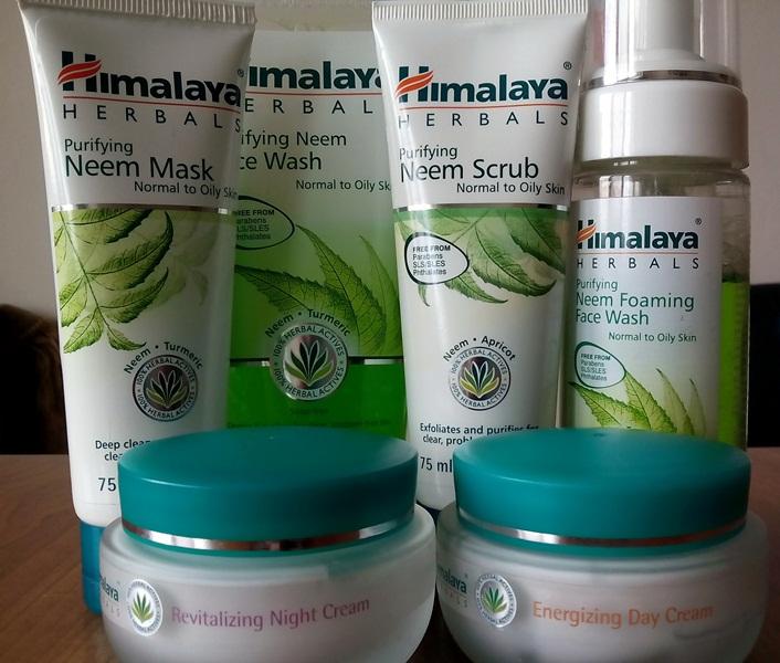 Produse Himalaya Herbals – Review