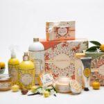 Primavara Vine cu Sabon – Colectia Citrus Blossom