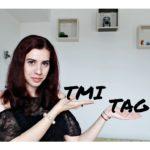 """TMI Tag – Tag cu Întrebări """"Băgăcioase"""""""