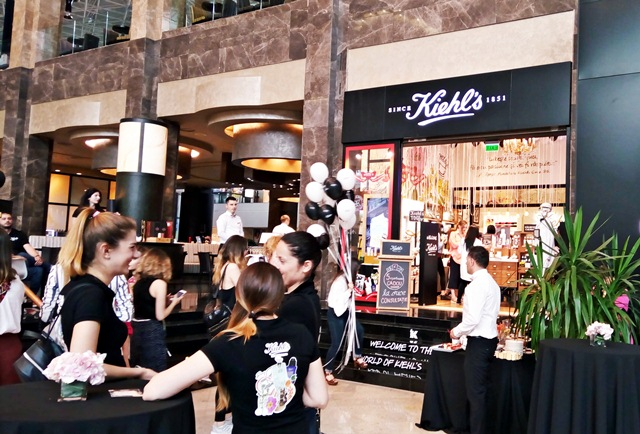 magazin kiehl's in iasi