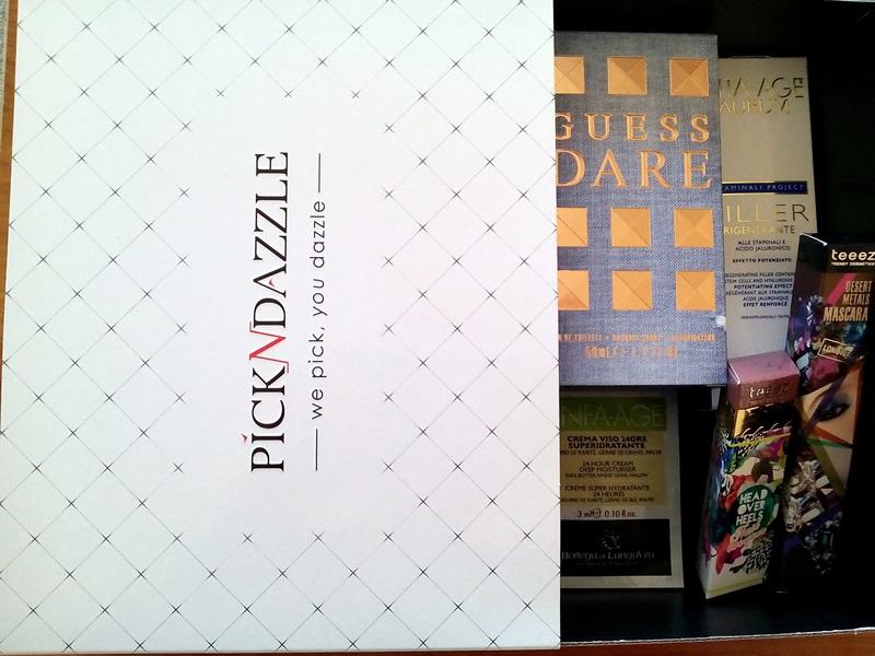 pick n dazzle cutiuta 2