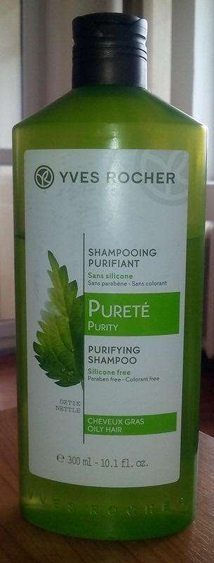 Sampon Purificator Yves Rocher – Review