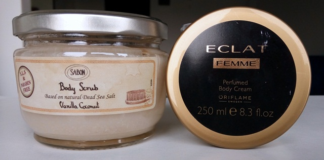 exfoliant sabon